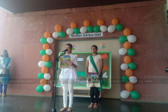 HIS Independence Day Celebration at Padur Campus
