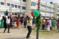 Pongal Celebration 2020  in Padur Campus