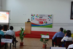 Foreign Country Presentation - Turkey